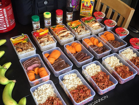 Meal Prep Daily
