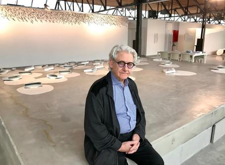 Feestelijk jaar voor Piet Stockmans: hij wordt 80 en zijn atelier op C-mine bestaat al 10 jaar