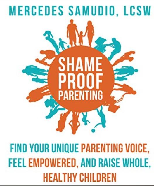 Shame Proof Parenting book