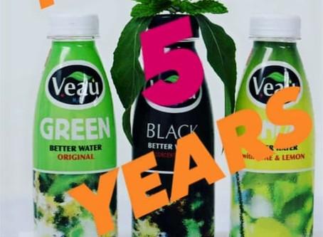 Creator of Healthy Drinks Celebrates 5-Year Anniversary