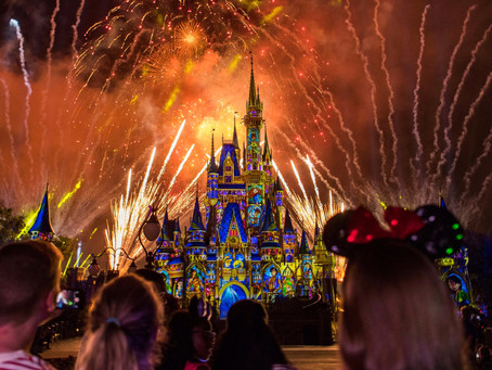 Disney streams 'Happily Ever After' Nighttime Spectacular for families stuck inside