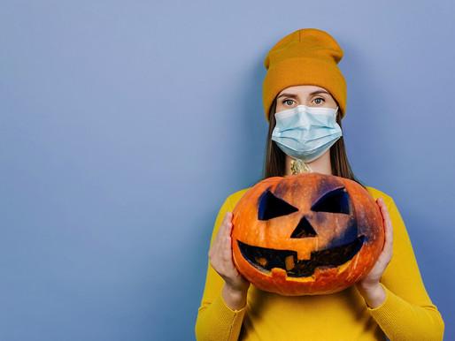 Halloween en Pandemia  ¿Cómo disfrutar esta celebración en Casa?