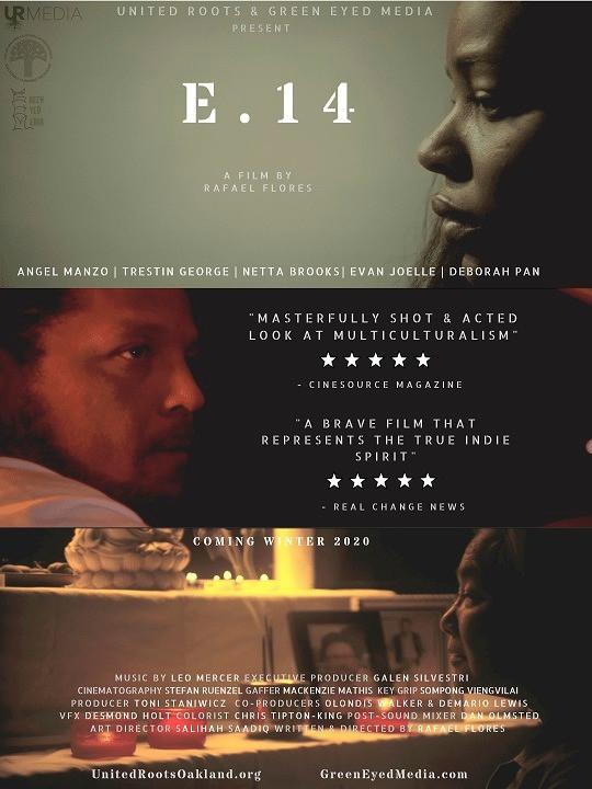 E.14 Movie Poster