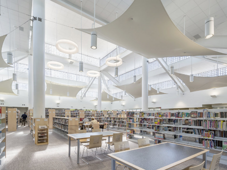 What's New in Our Libraries? Innovations in Fairfax County Public Libraries