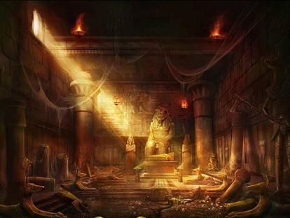 """Исследователь и древний Бог (серия """"Амадей"""")"""