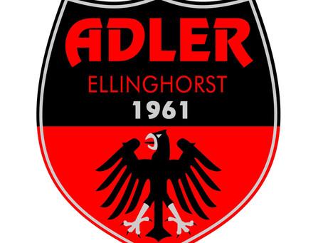 Adler mit neuem Fanshop