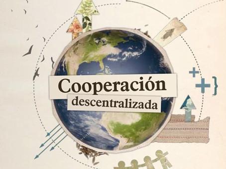 Cooperación descentralizada: puede ser la respueta a la COVID-19. La financiación de AOD avanza.
