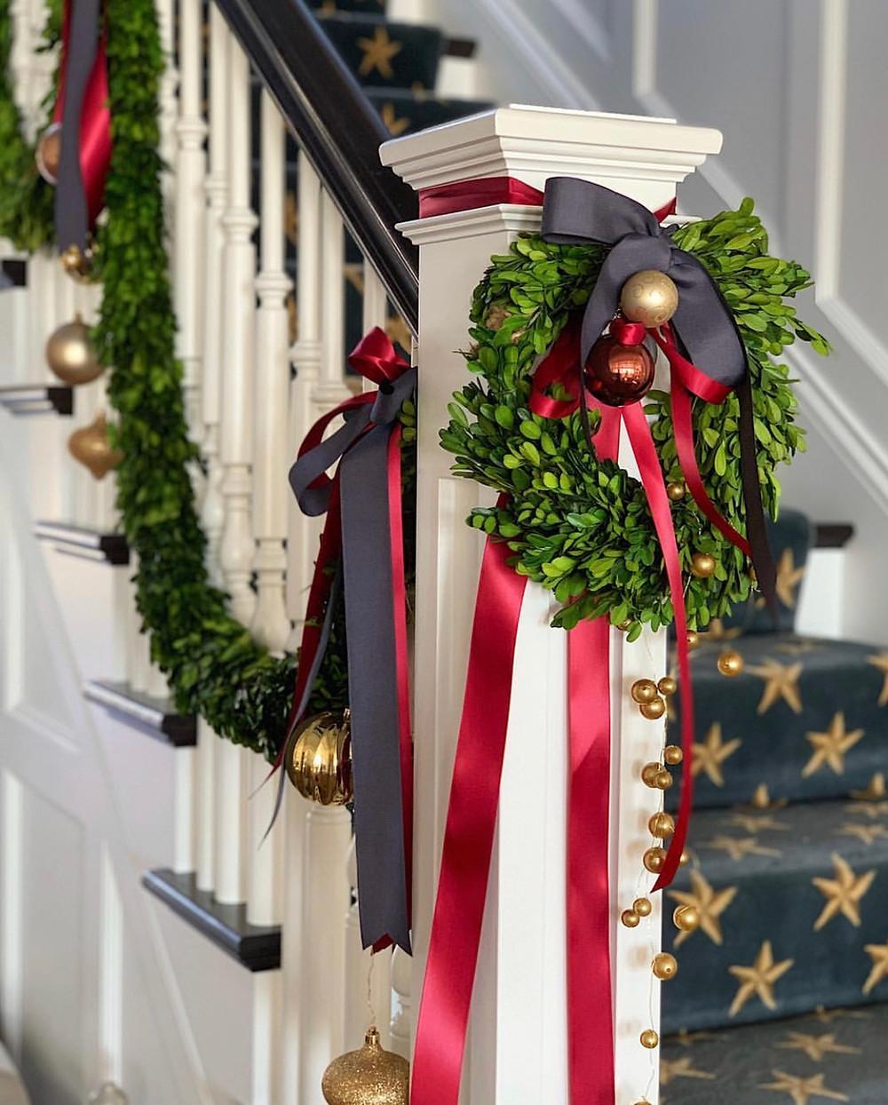 #tradtionalchristmasdecor #traditionalchristmas #timelessdesign #Designerlife #Designerliving #luxurydesign #christmas2018 #Christmasdecor