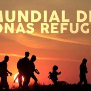 20 de junio, Día Mundial de las personas Refugiadas