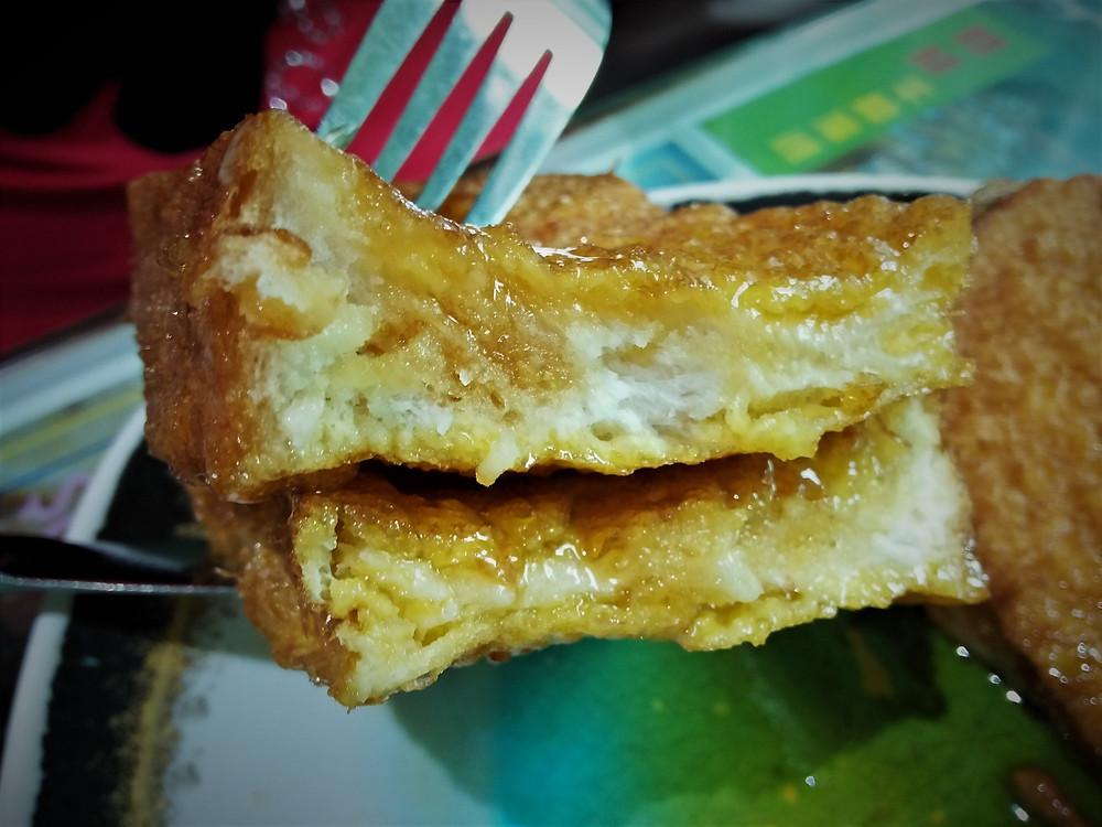 French Toast, Mido Cafe, Yau Ma Tei, Hong Kong