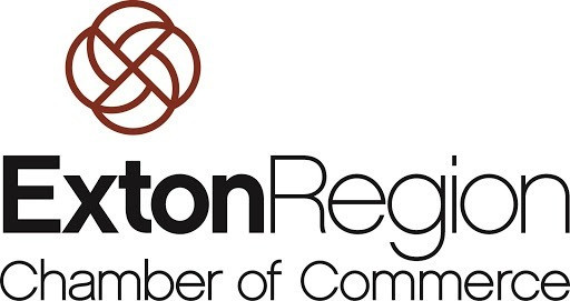 The mission of the Exton Region Chamber of Commerce is to advance the economic success of the membership and community by providing relationship building, marketing, education, advocacy, and community outreach opportunities.