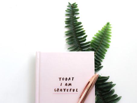 O poder da gratidão