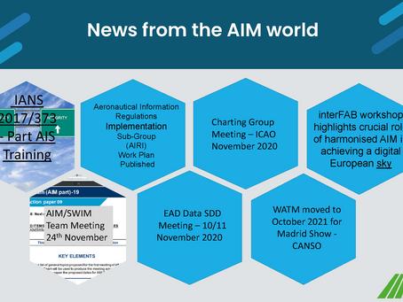 Latest AIM Webinar - Recording Now available