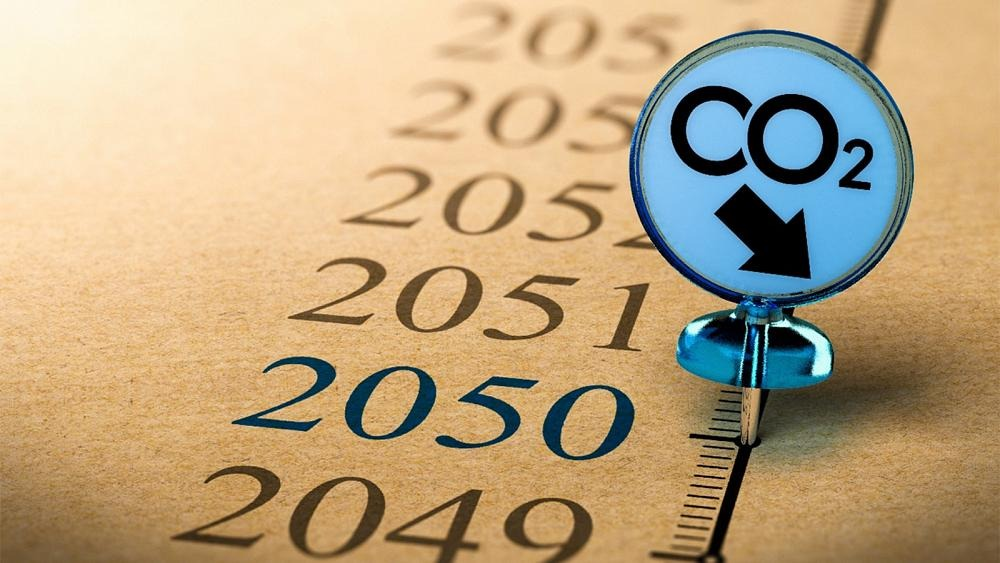 Fig5. CO2 down by 2050
