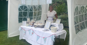 Green's Country Kitchen at Welford Church Fete