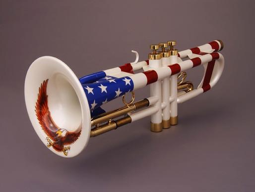 Trumpets Weird, and Wonderful