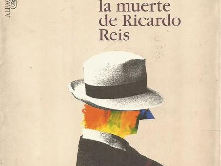 EL AÑO DE LA MUERTE DE RICARDO REIS, de José Saramago