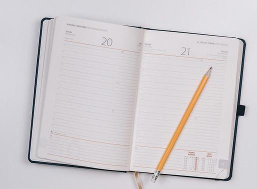 Pasos para una planeación de actividades óptima