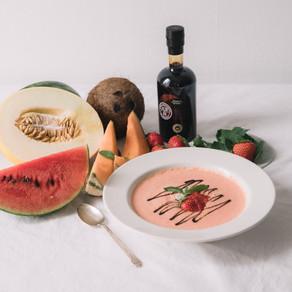 Three Melon Soup