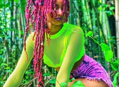 A Closer Look - Hip-Hop Artist, Krystle Maria