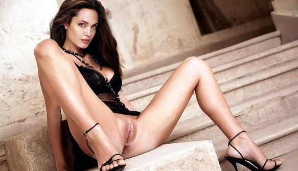 Angelina Jolie Ready
