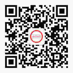 Scan QR code to follow the Red Circle Network WeChat Official Account