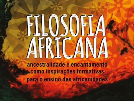 """Livro: """"Filosofia Africana"""""""