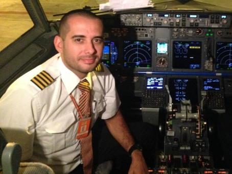 After Landing Cmte. Danilo Bastos: entre a aviação e o mercado financeiro