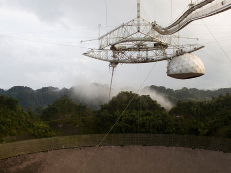 NSF decision to dismantle Arecibo will affect Cornell Astronomy researchers