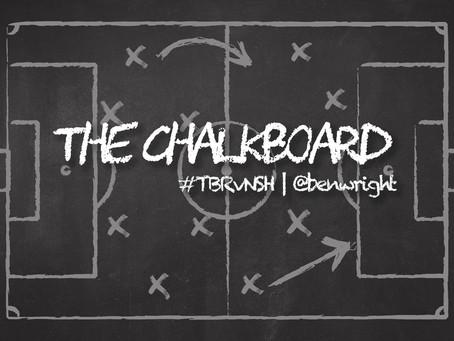 The Chalkboard: Tampa Bay vs Nashville