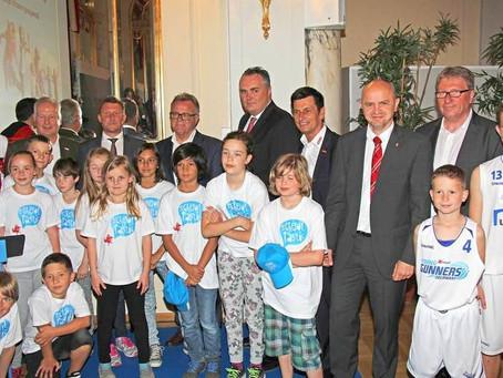 APA Aussendung – Pilotprojekt Burgenland