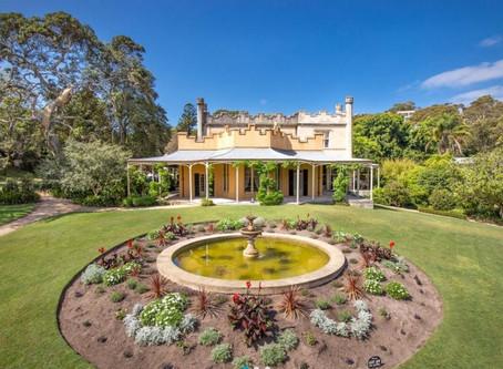 Sydney: Vaucluse House