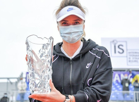 svitolina (ukr) wins 15th title at strasbourg