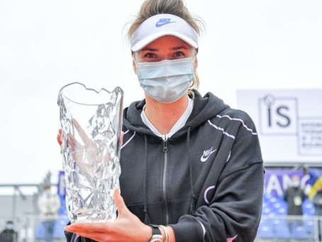 svitolina (ukr) wins 15th title at strasbourg
