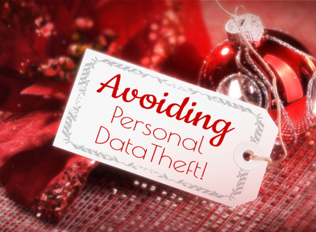 Protecting your Personal Data During Holiday Shopping Season!