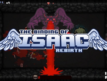 Indie Review - The Binding of Isaac: Rebirth