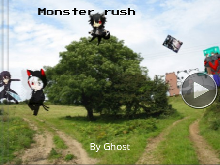 Monster Rush by Mohib Meer
