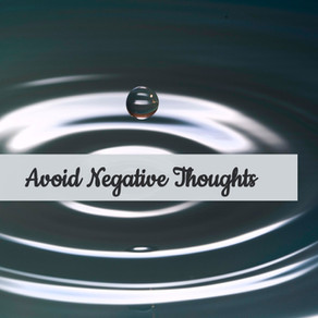 Fear v/s Gratitude: How to Avoid Negative Thoughts?