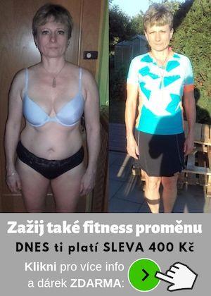 Fitness zdravé hubnutí s Dančou
