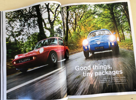 Octane Magazine - June 2020 - Good things, tiny packages