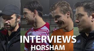 Interviews - Horsham