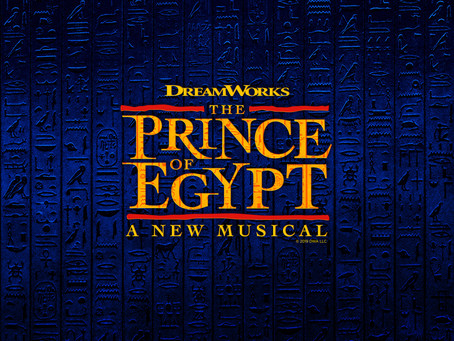 The Prince of Egypt to Open in the West End in February 2020