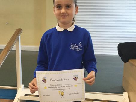 Spelling Bee Final!