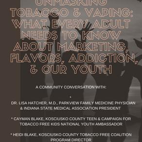 Unmasking Tobacco & Vaping
