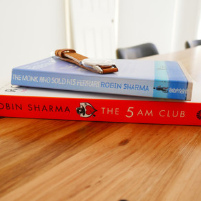 Lifestyle: Two Books By Robin Sharma To Change Your Mindset