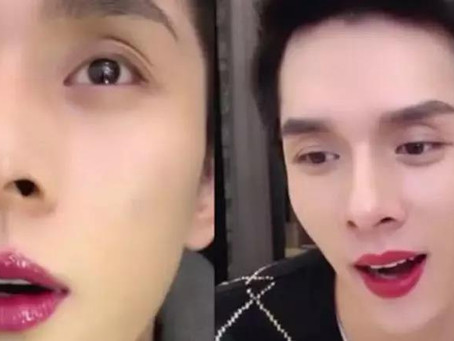 Iron Lips Man in China | 15,000 lipsticks sold in 5 minutes