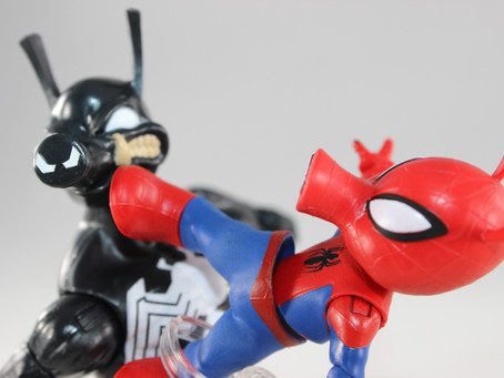 Marvel Legends Monster Venom BAF: Spider-Ham & Porkgrind
