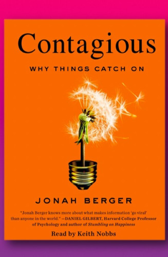 Contagious | Jonah Berger