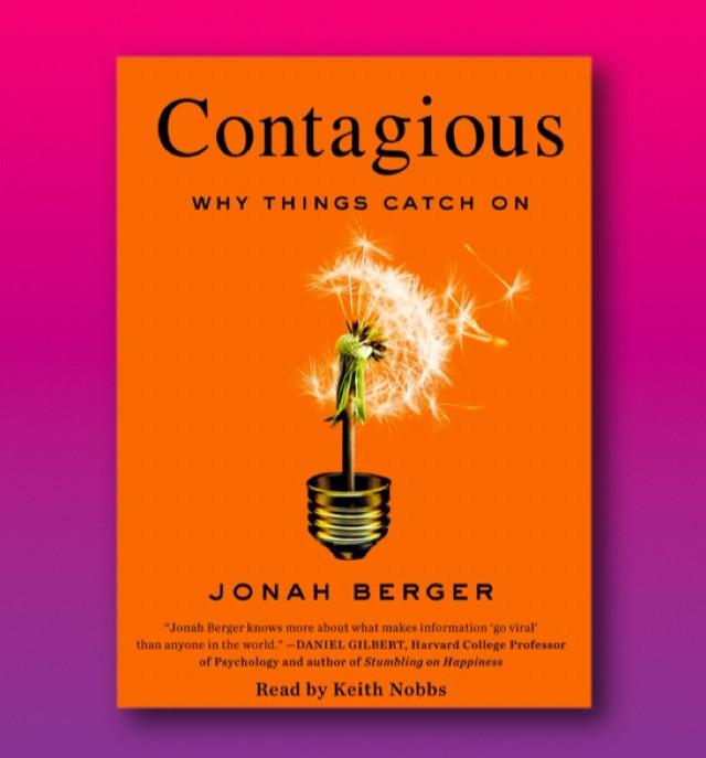 Contagious | Jonah Berger