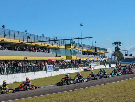 Inicia nesta semana o Torneio de Inverno da Copa Super Paraná de Kart